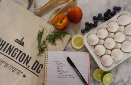 Staple Grocery Items to Buy Weekly @ The Minimalist Table